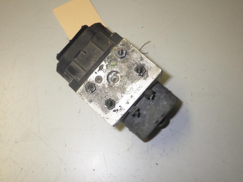 Bremsaggregat ABS NISSAN Micra (K11) 1.0i 16V 44 kW 60 PS (09.2000-02.2003)