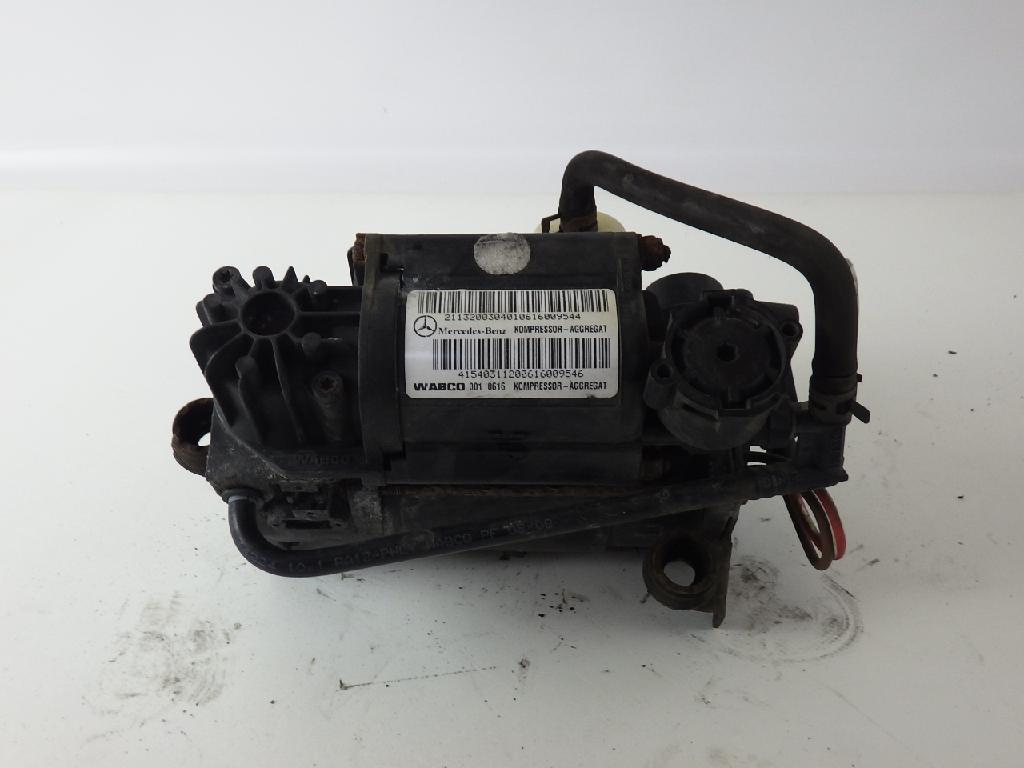 Fahrwerkskompressor MERCEDES-BENZ E-Klasse Kombi (S211) E 280 CDI 140 kW 190 PS (03.2005-07.2009) A2113200304