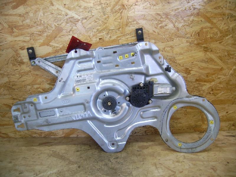 Fensterheber links vorne KIA Cerato (FE) 1.5 CRDi 75 kW 102 PS (07.2005-> )