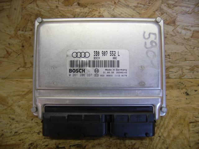 Steuergerät Motor AUDI A6 (4B, C5) 2.4 QUATTRO 121 kW 165 PS (02.1997-01.2005)