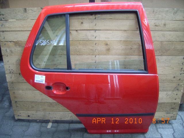Tür rechts hinten VW Golf IV (1J) 1.6 74 kW 101 PS (08.1997-05.2004)