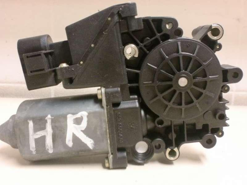Motor Fensterheber rechts hinten  AUDI A4 (8D, B5)  1.8 92 KW
