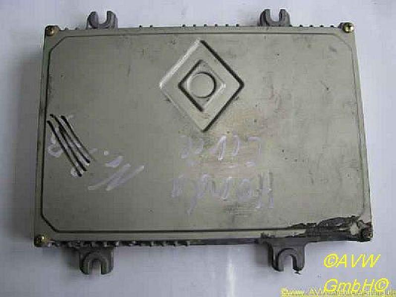 Steuergerät Motor  HONDA CRX I (AF, AS) 1.5I 74 KW 37820-P04-G04