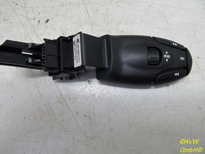Schalter Radio PEUGEOT 807 (E) 2.2 HDI 94 KW