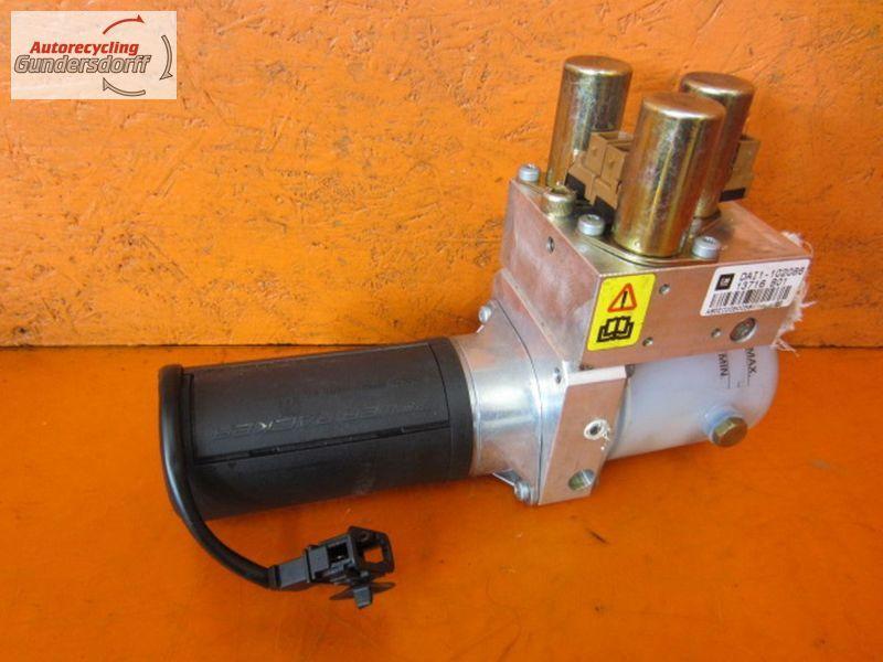 Motor Verdeck DAI1102086  13716BO1    Hydraulikb Pumpen Verdeck OPEL ASTRA G CABRIOLET 1.6 16V 74 KW DAI1-102086