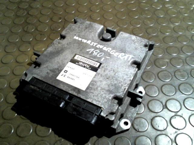 Motorsteuergerät Opel Signum