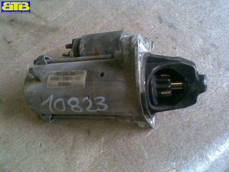 Anlasser / Starter 98AB11000CD (9194BA) FORD FOCUS (DAW, DBW) 1.6 16V 74 KW 98AB-11000-CD