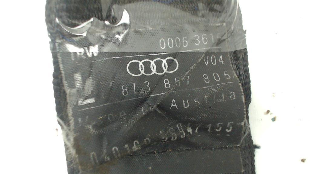 Sicherheitsgurt Hinten Links Audi Audi A3 8L 8L3857805 06.1996>07.2000