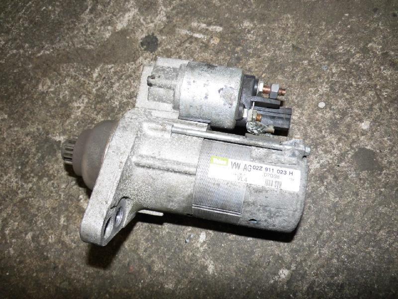 Anlasser 2,0Tdi VW Caddy Kasten/Kombi (Typ:2K)