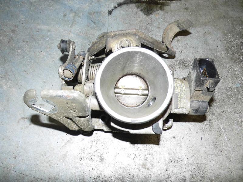 Drosselklappenteil 1,25 16v Ford Fiesta 4 und 5 (Typ:JBS/JAS, 3/5-türig)