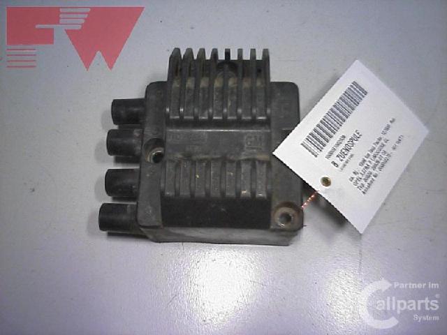 Zündspule 1.6 74 Kw Opel Astra F Lim. (Typ:AB 09/91) GL