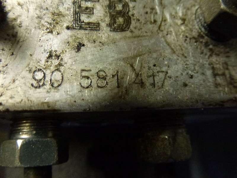 ABS-Hydroaggregat Opel Zafira (Typ:T98 MONOCAB) *