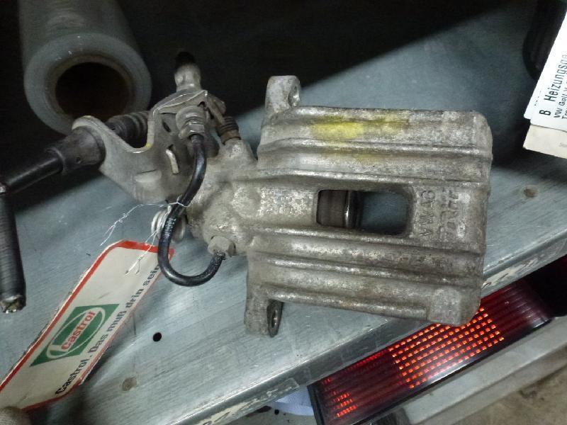 Bremszange/-zylinder h.r. (Generator 140A 2,0 Diesel(1968ccm) 100kW AZV AZV)