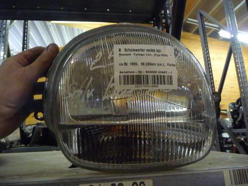 Scheinwerfer rechts kpl. Renault Twingo 1 (Typ:C06) *
