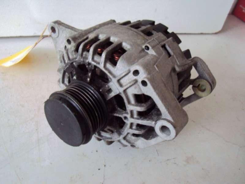 Lichtmaschine 120A (1,9 Diesel(1870ccm) 72kW F9Q731/4/6 F9Q731/4/6)