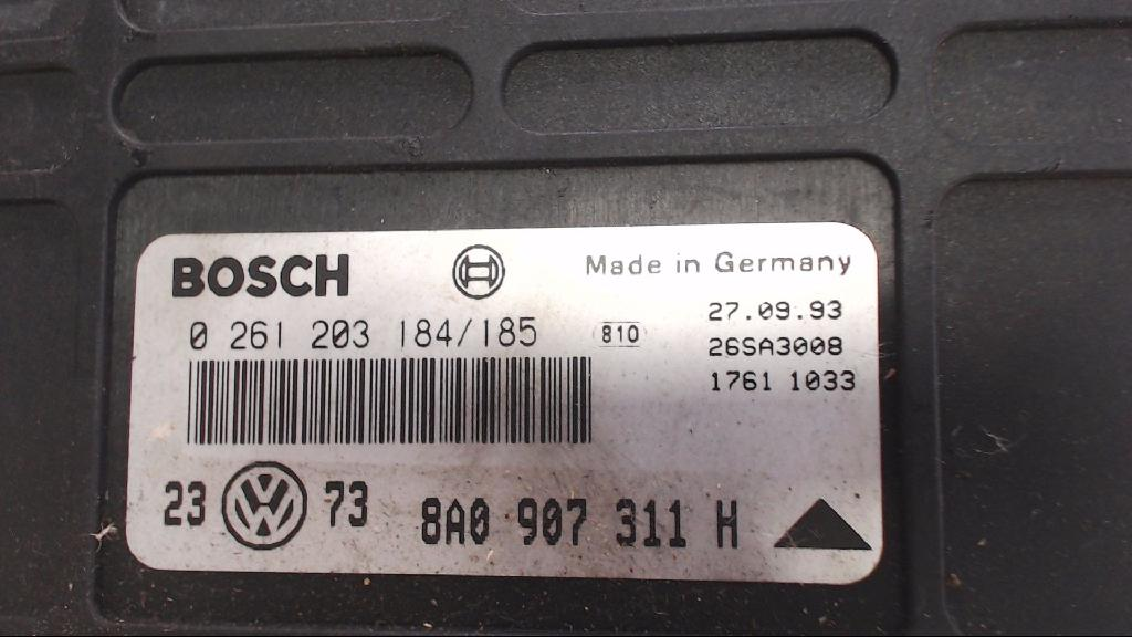 Motorsteuergerät VW Golf  8A0907311H