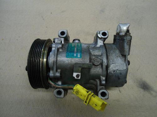 Klimakompressor  PEUGEOT 206 SCHRÄGHECK (2A/C) 1.4 I 55 KW