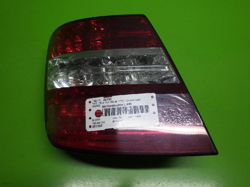 Schlussleuchte links komplett FIAT Stilo Typ 192 ab 10'01 182 B6.000