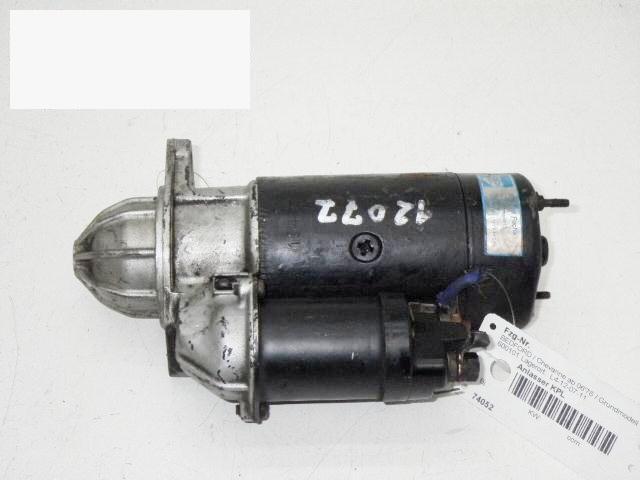 Anlasser komplett BEDFORD Chevanne ab 06'76 Bild 1