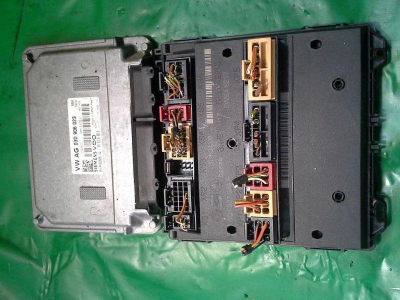 Steuergerät Motor geprüftes Ersatzteil VW POLO (9N3) 1.2 COOL FAMILIE 44 KW 5WP4080604