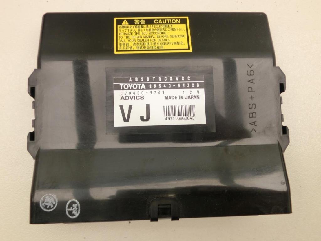 Lexus IS II 220d 05-13 Steuergerät ECU ABS TRC VSC 3XPR2924 ...