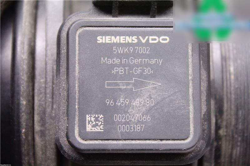 Luftmengenmesser VOLVO V50 (MW) Bild 4