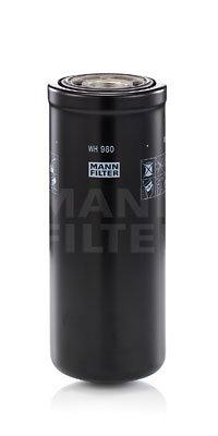 Hydraulikfilter, Automatikgetriebe MANN-FILTER WH 980
